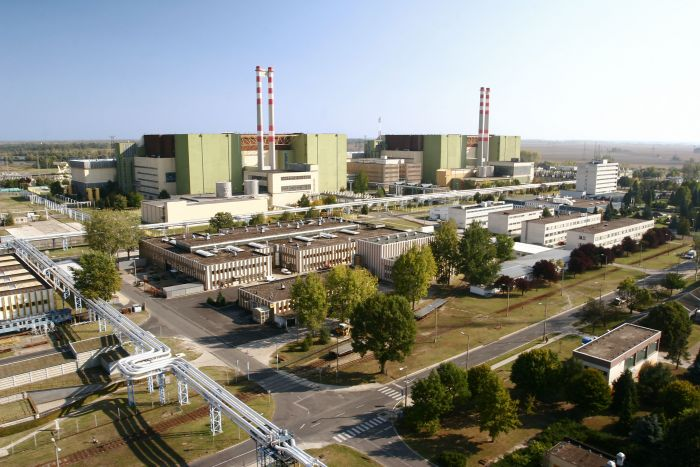 Expansion of Paks Nuclear Waste Storages Going to Plan post's picture