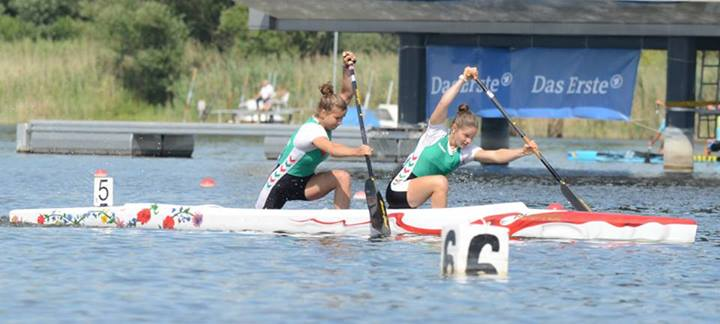 Hungarian Medals at Canoe European Championships post's picture