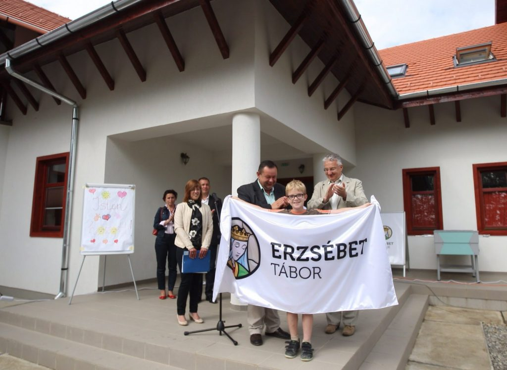 Elisabeth Camp Opened in Székely Land post's picture