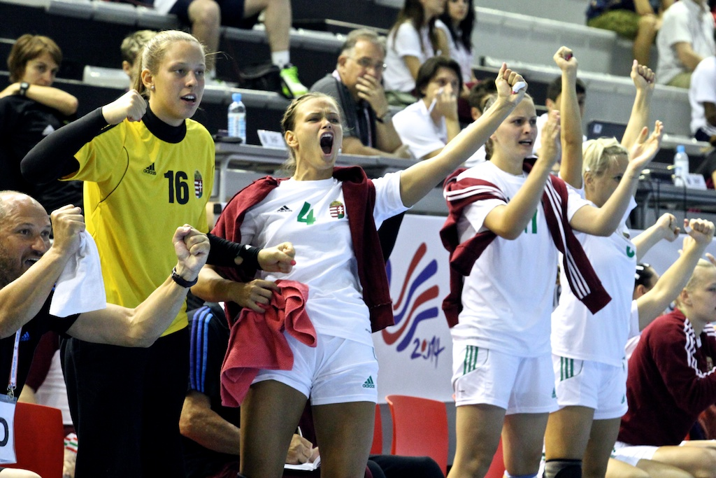 Hungary in the Quarterfinals at the Handball Women's Junior World Championship post's picture