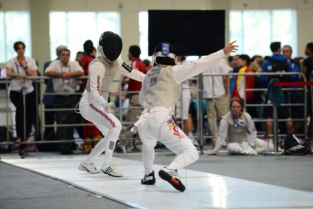 Great Results at the Kazan Fencing World Championship post's picture