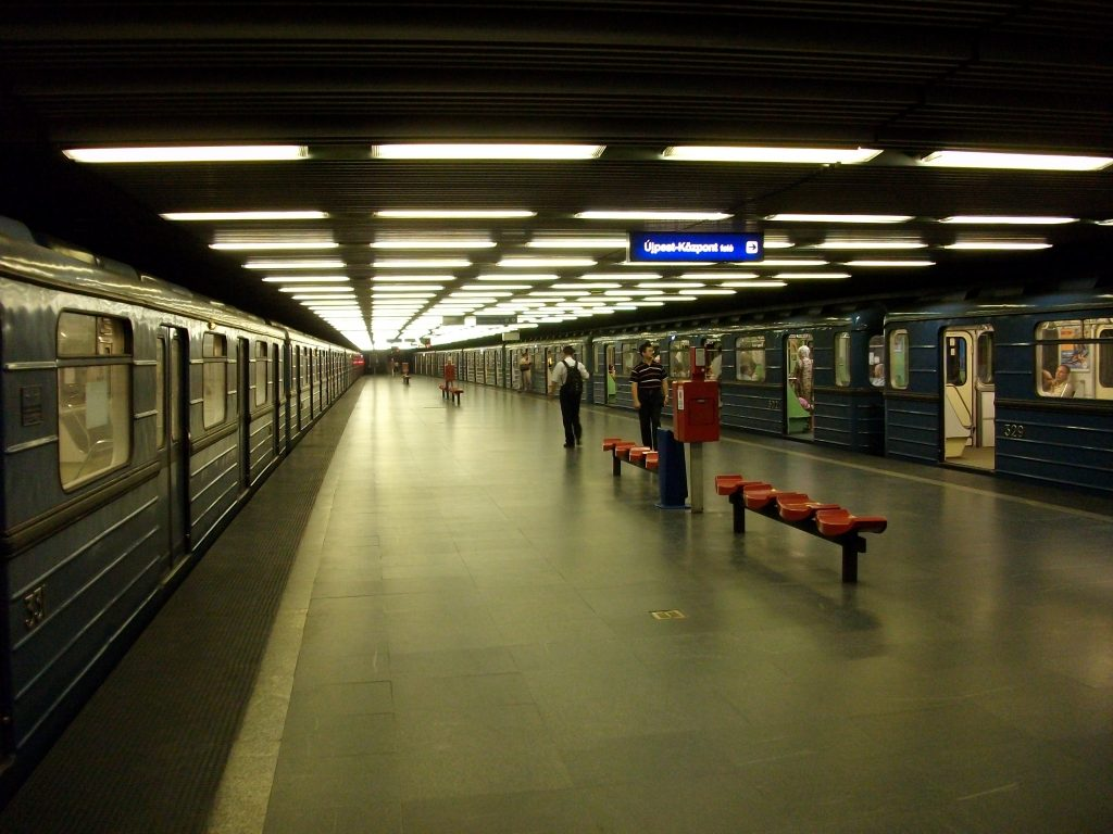 Budapest Metro Line 3 Reconstruction Plans Move Ahead post's picture