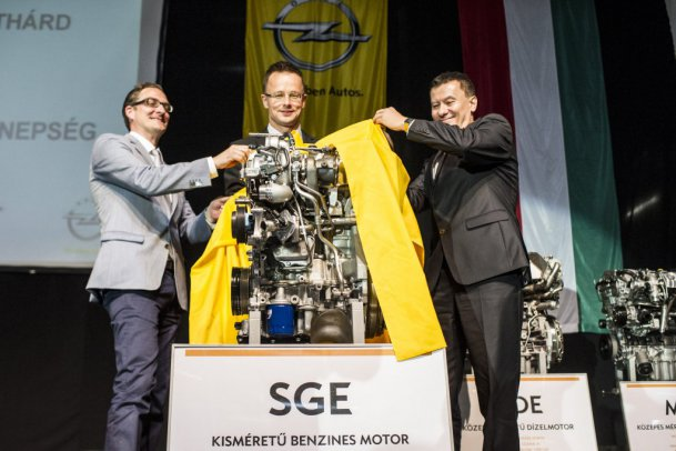Opel and Audi Fuel Hungary's Economy post's picture