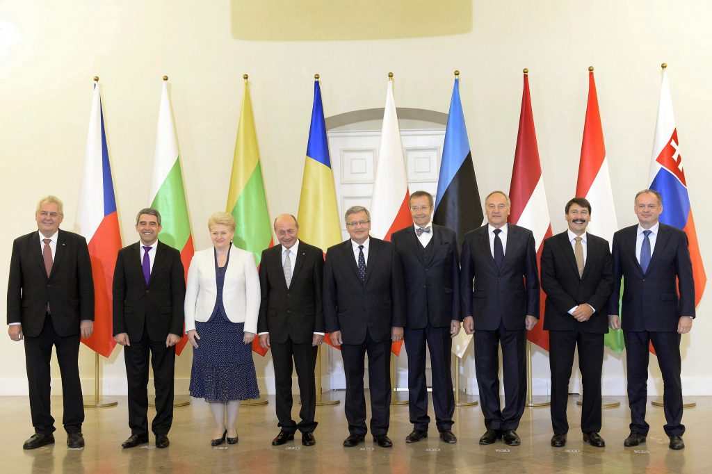 Áder János Met with Eastern European Heads of State ahead NATO Summit post's picture