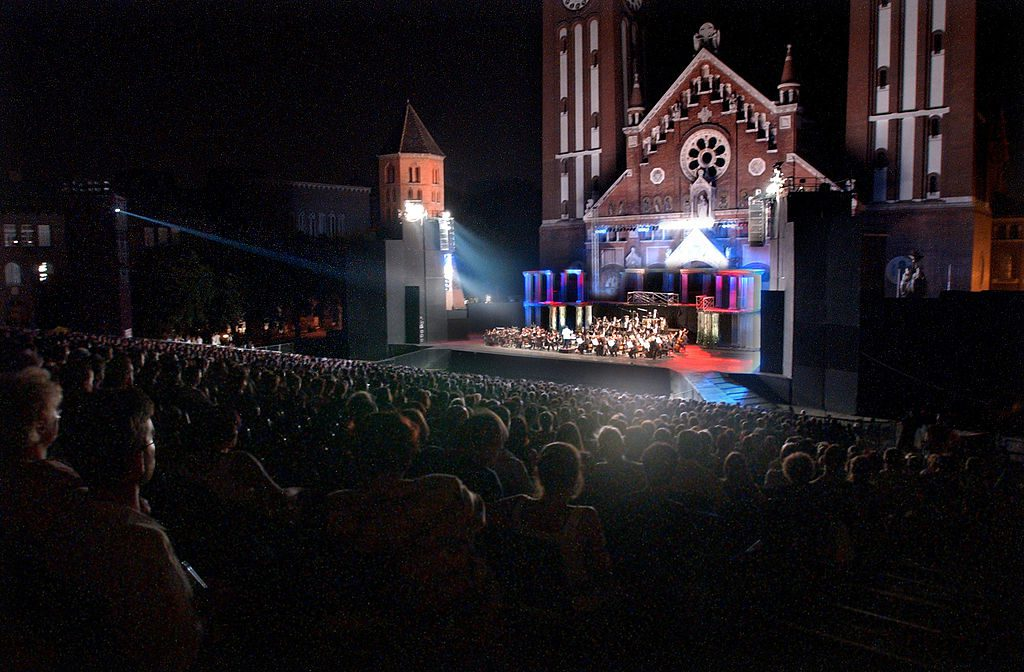 Szeged Open Air Theater Festival Begins post's picture