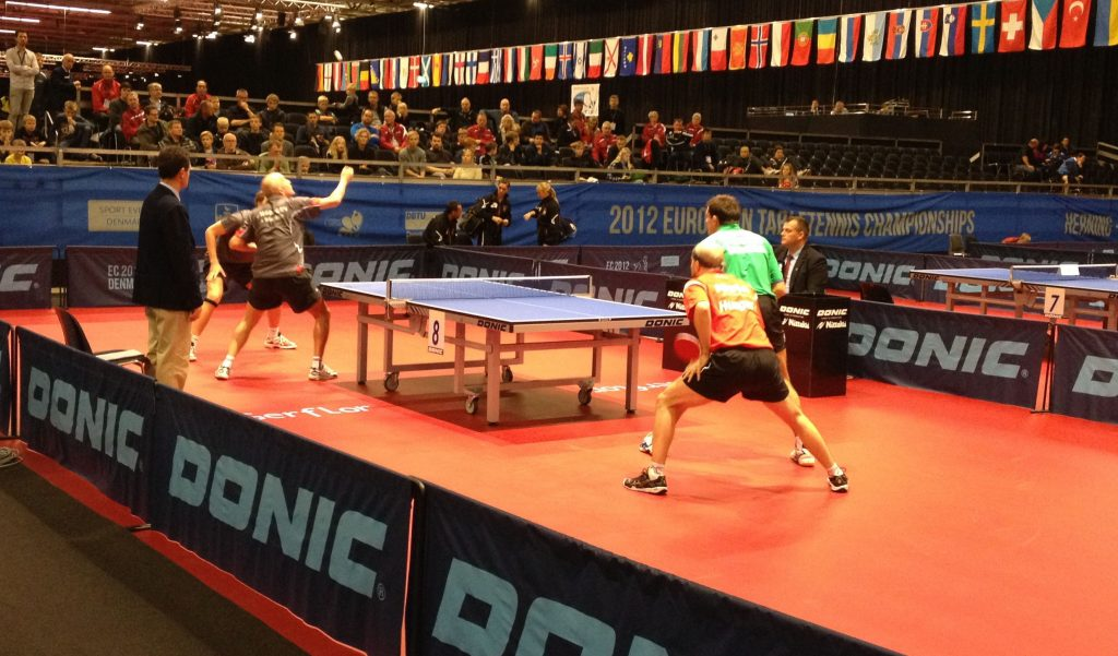 Hungarian Bid to Host Table Tennis European Championships post's picture