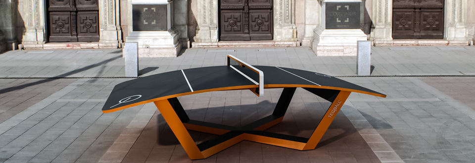 Teqball: Football – Table Tennis Hybrid Debuts post's picture