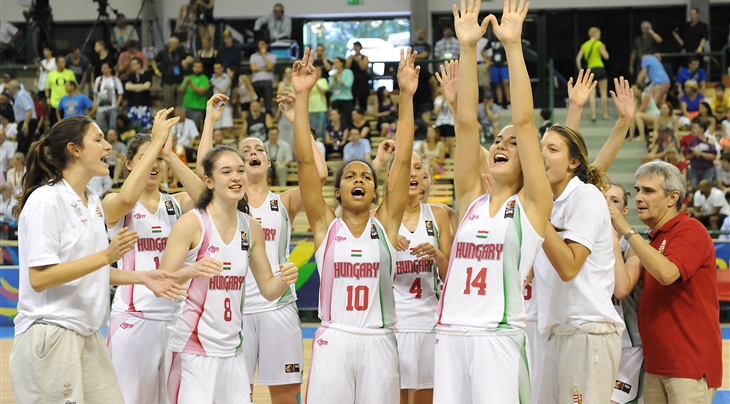 Hungarian Bronze at U17 Women's Basketball World Championship post's picture