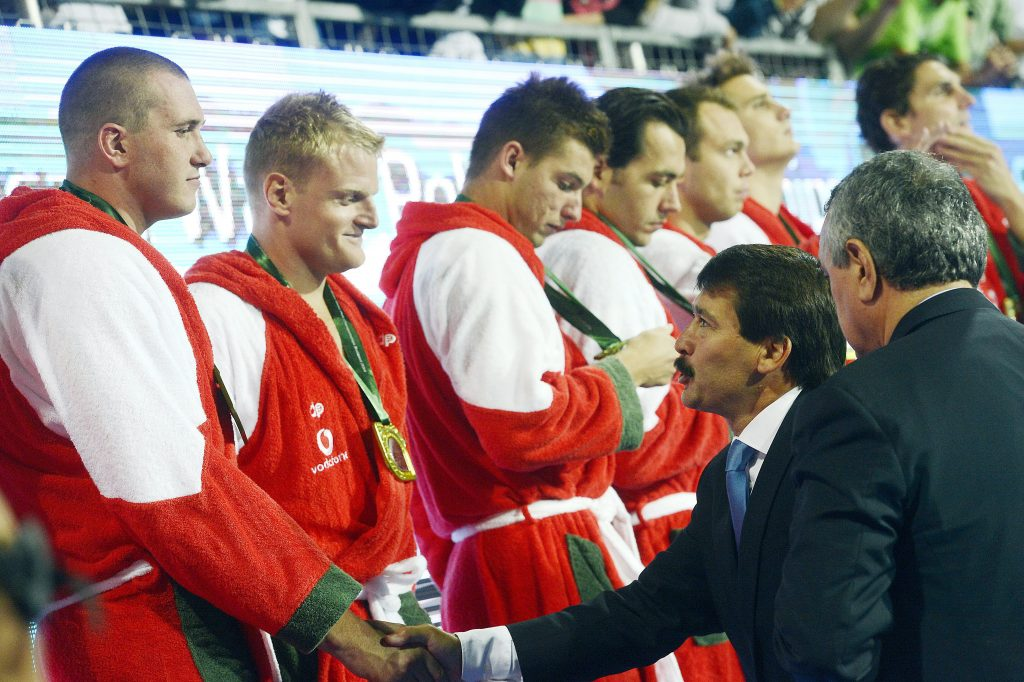 Hungarian Silver and Bronze at Water Polo Euro Championship post's picture