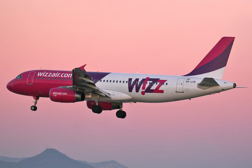 Wizz Air to Launch Budapest Flights to Brussels, Kharkiv, Lviv post's picture