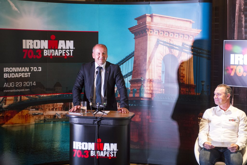 Ironman Triathlon Competition in Budapest post's picture