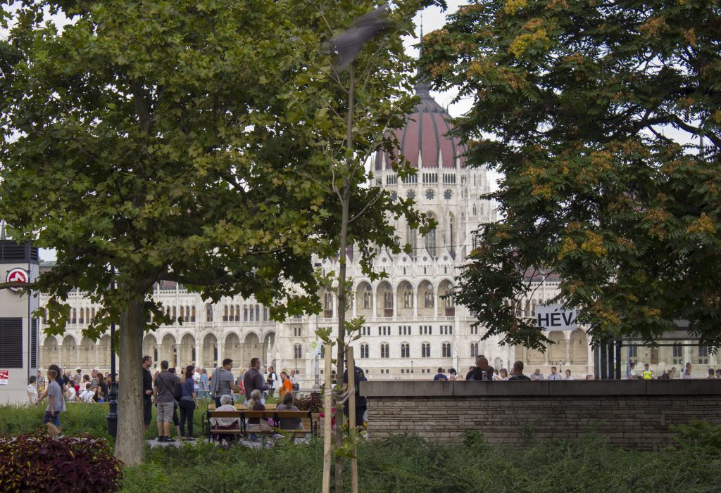 Budapest 50th on EIU Quality of Life Ranking post's picture