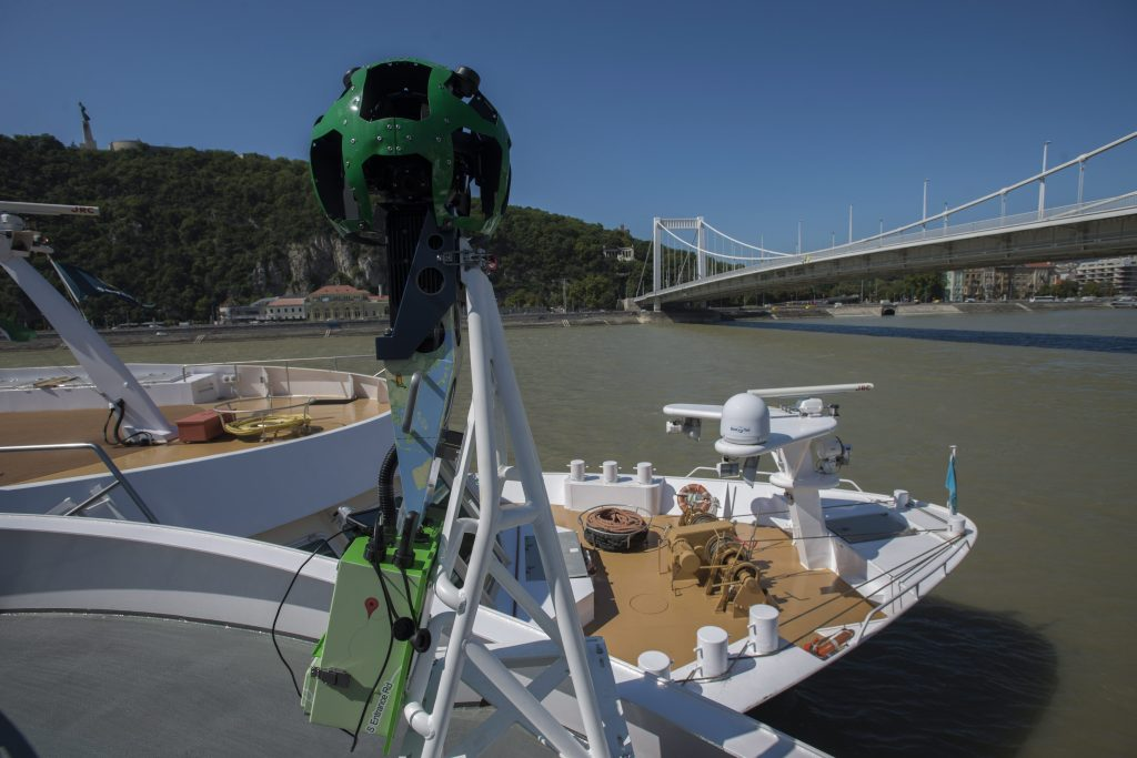 Google Street View on the Danube post's picture