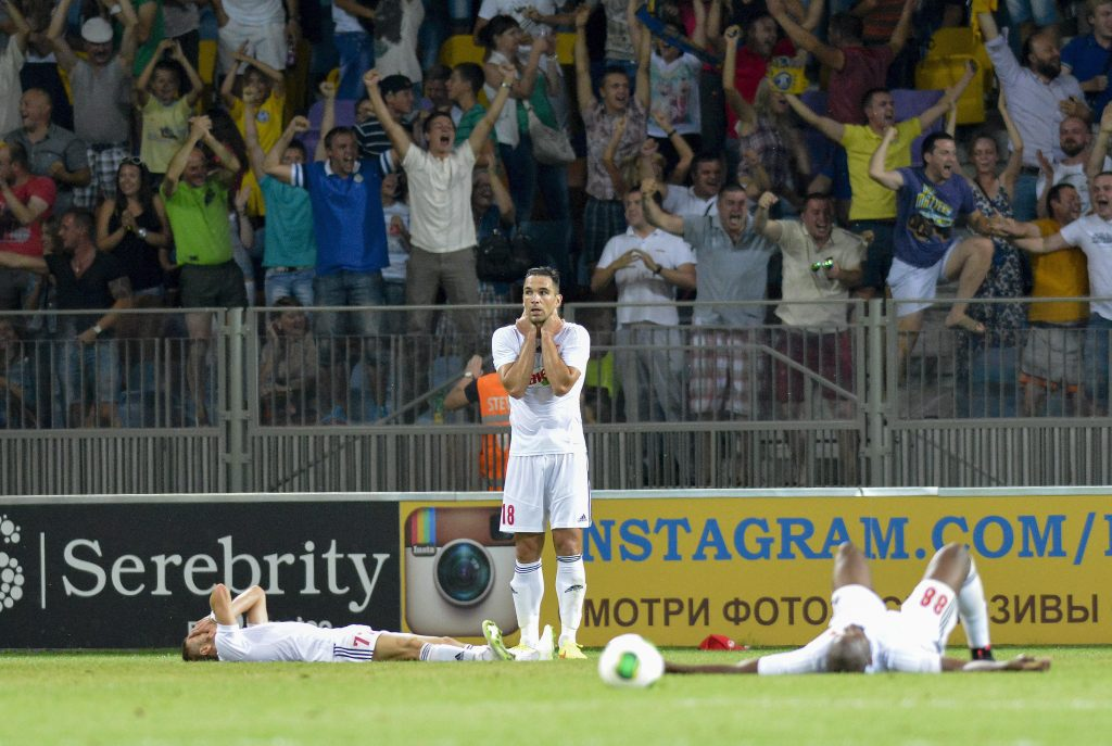 Debrecen Elliminated from Champions League post's picture