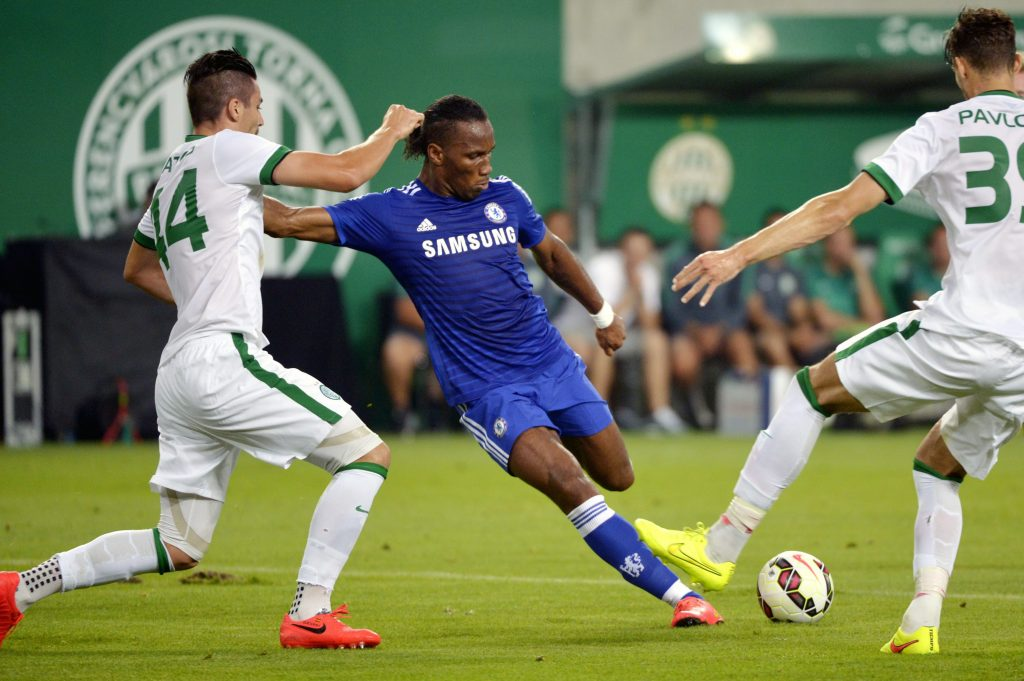 Ferencváros Defeated by Chelsea on Stadium Opening Day post's picture