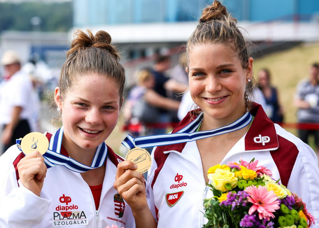 Hungary Dominates Canoe World Championships in Moscow post's picture