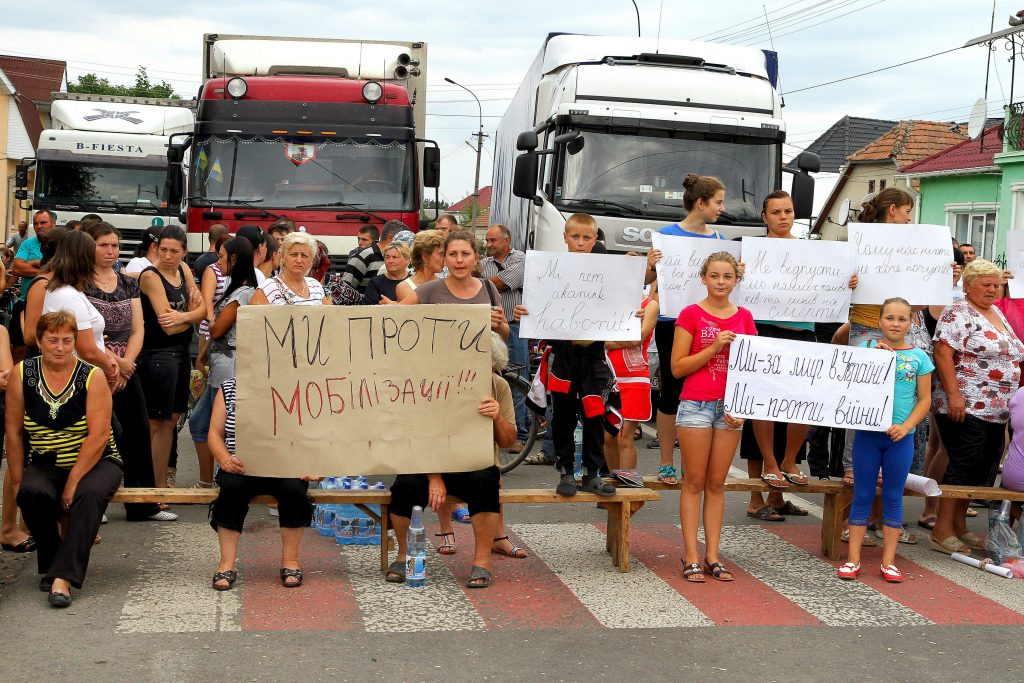 Hungarian Concerns over Mobilization in Ukraine post's picture