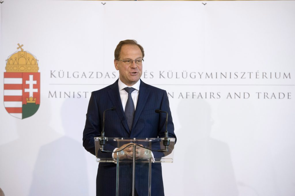 Navracsics: Foreign Ministry's Goals Remain the Same post's picture