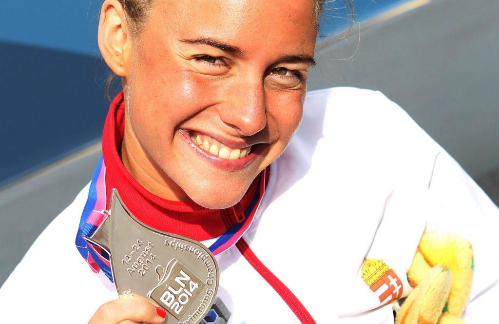Anna Olasz Wins Silver at Berlin Euro Swimming Championships post's picture