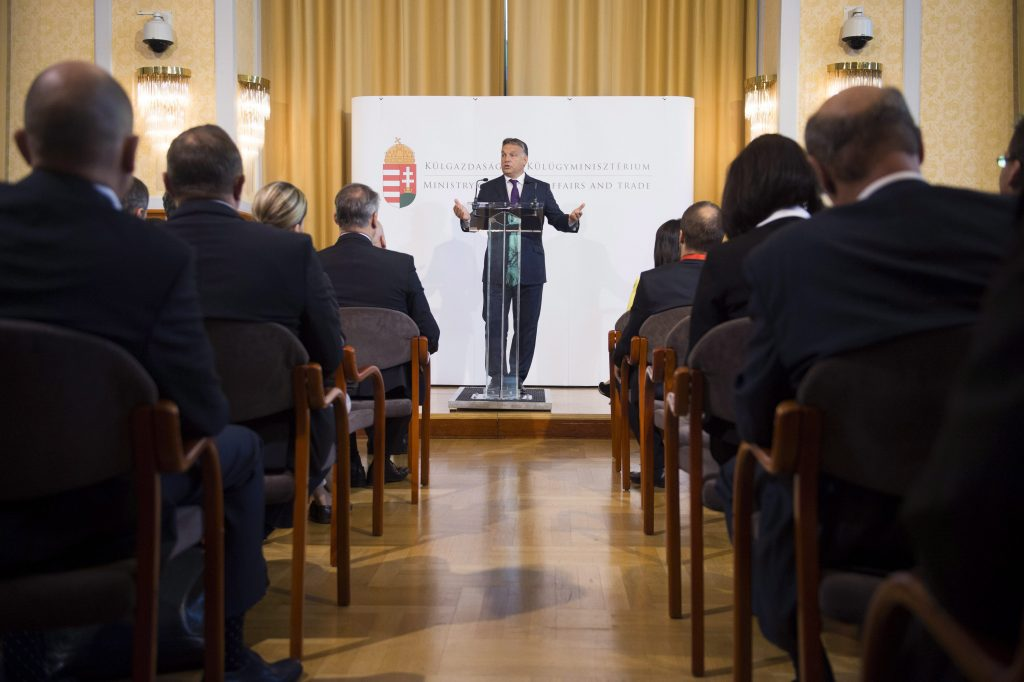 Orbán: Business for Diplomats is a Good Idea post's picture