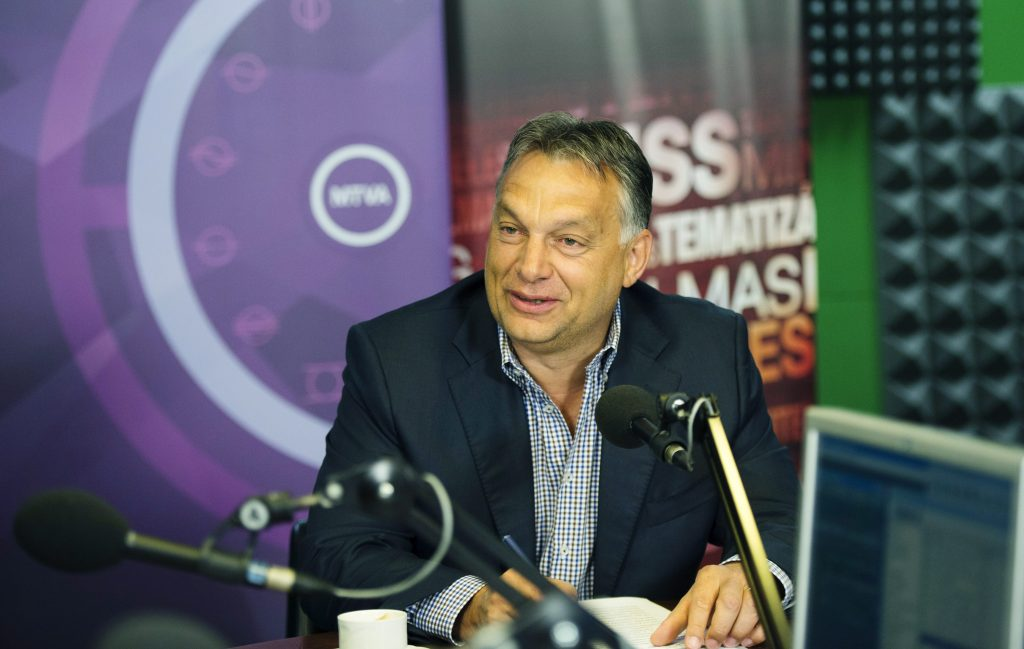 "Orbán: Russian Sanctions ""Shot in Our Own Leg"" post's picture"