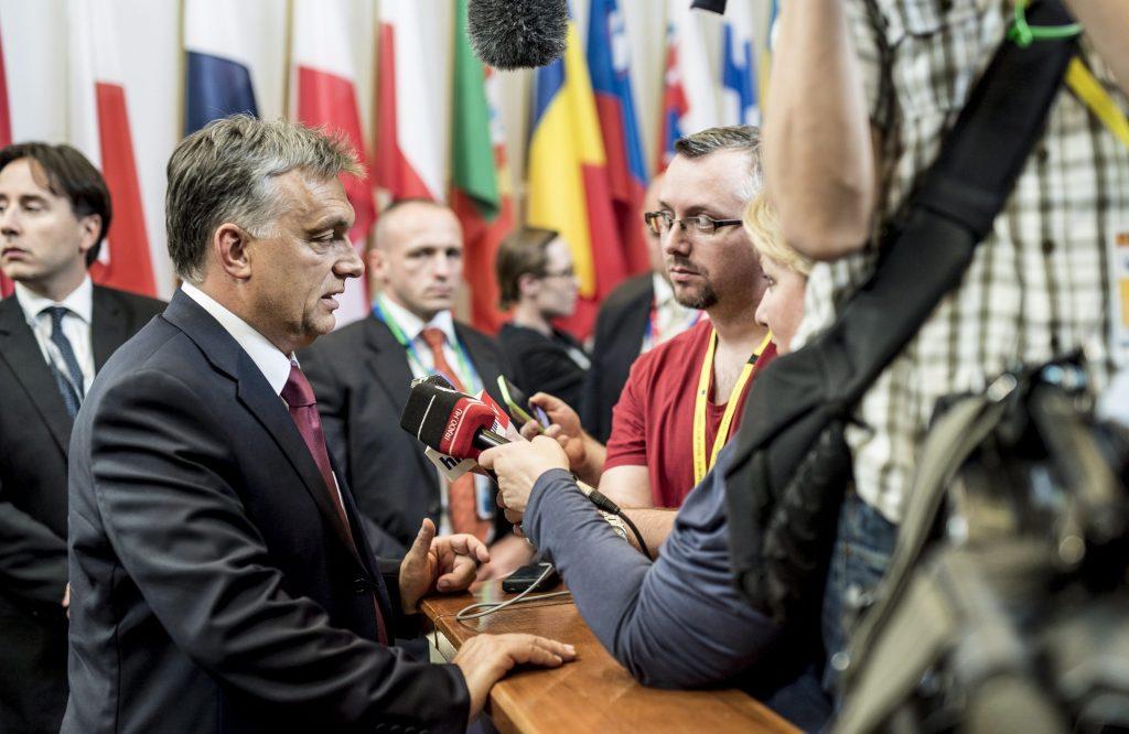 Aleksandar Vucic Thanks Viktor Orbán for Flood Aid post's picture