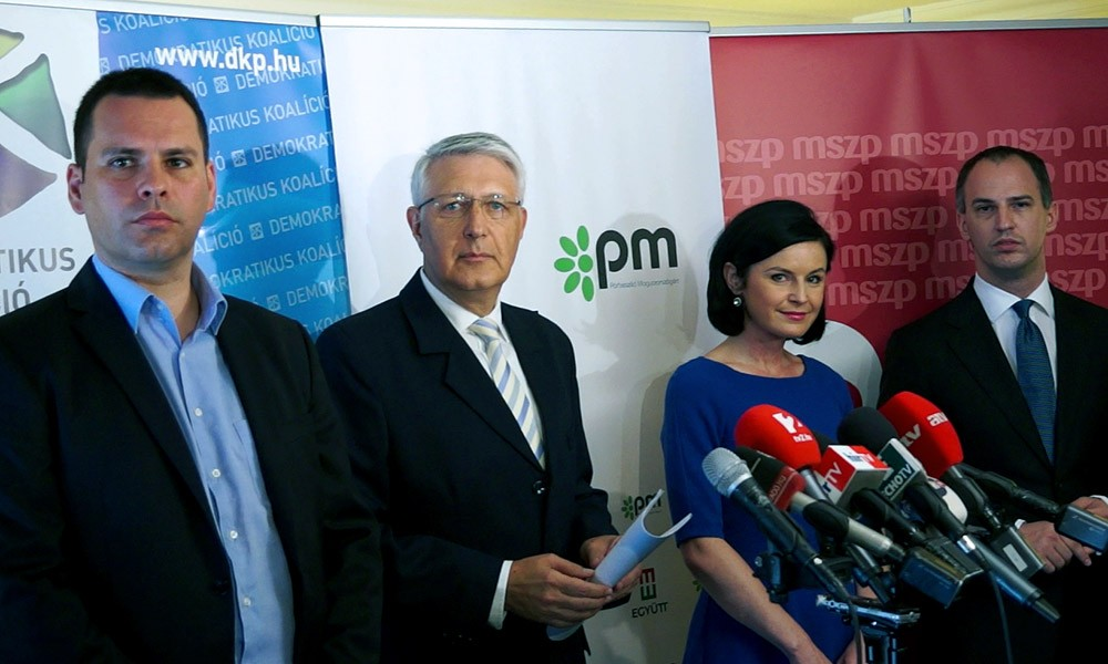 No Joint Campaign Plans for Opposition post's picture