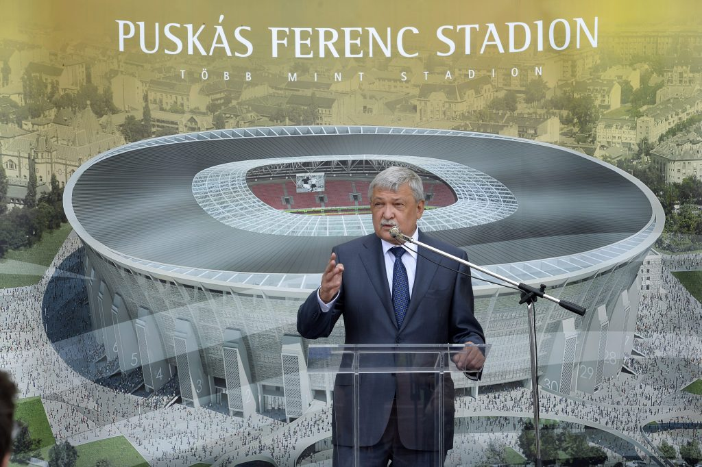 New Puskás Stadium Plans Unveiled post's picture