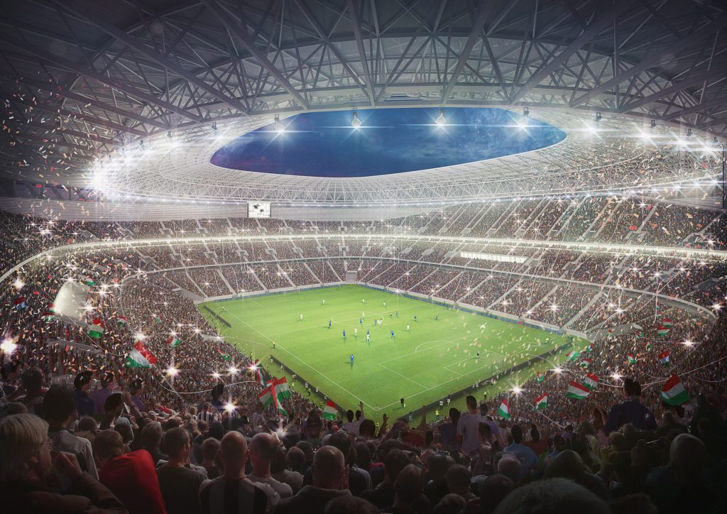 Fans Allowed for 2020 European Super Cup Football Match in Budapest post's picture