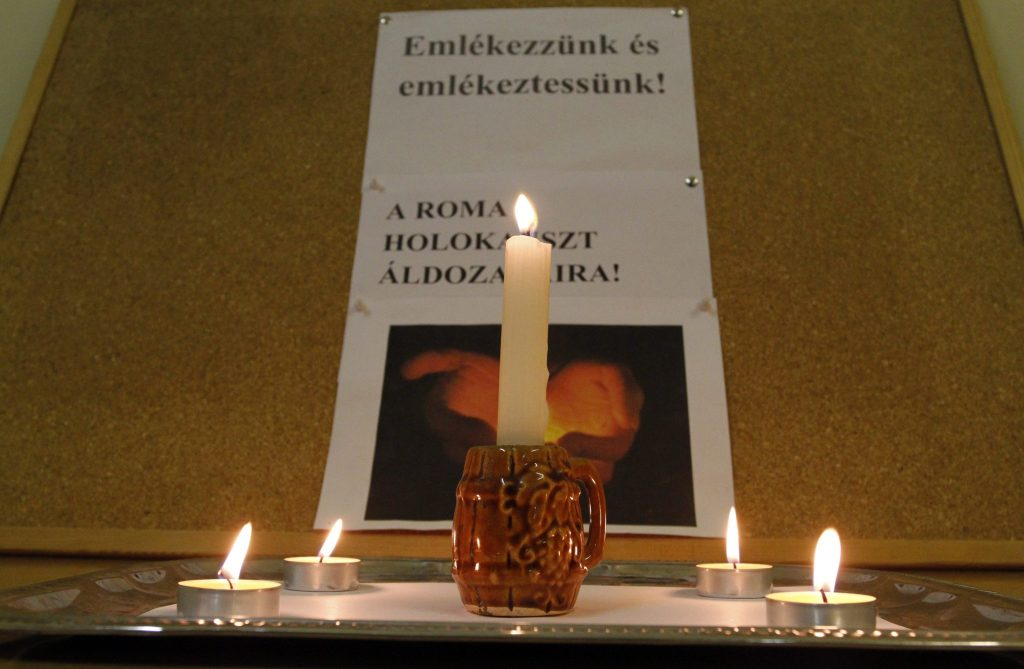 Emmi: Remembering the Roma Holocaust post's picture