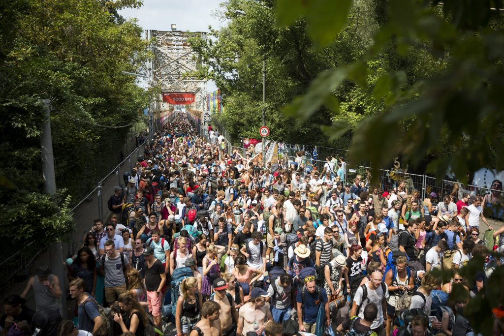 Sziget Festival Begins post's picture