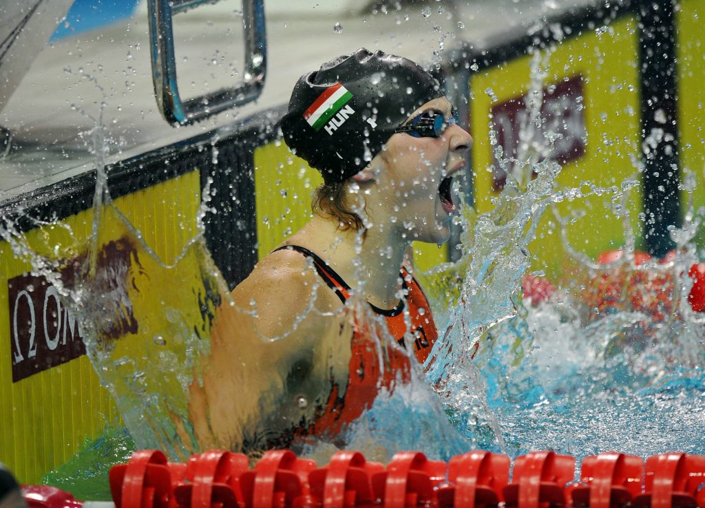Four Hungarian Golds at the Nanjing Youth Olympics post's picture