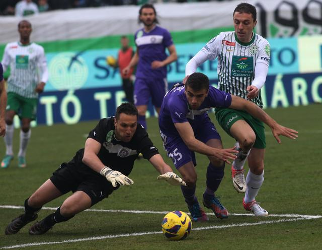 Derby Day Is Coming: Újpest v Ferencváros post's picture