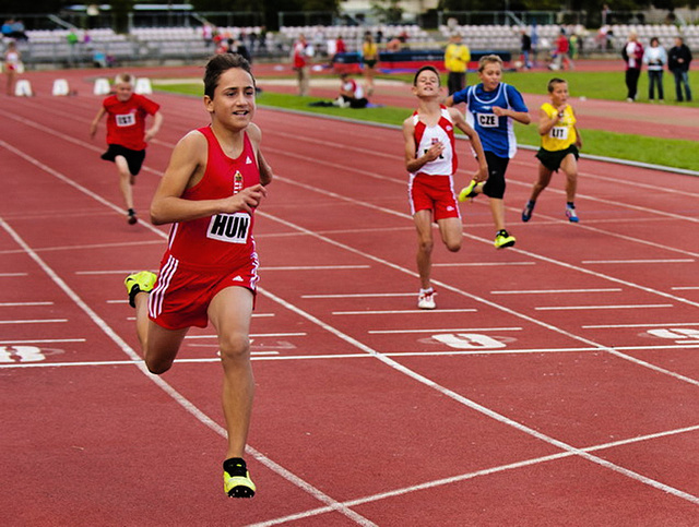 The Fastest 12-Year-Old is Hungarian post's picture