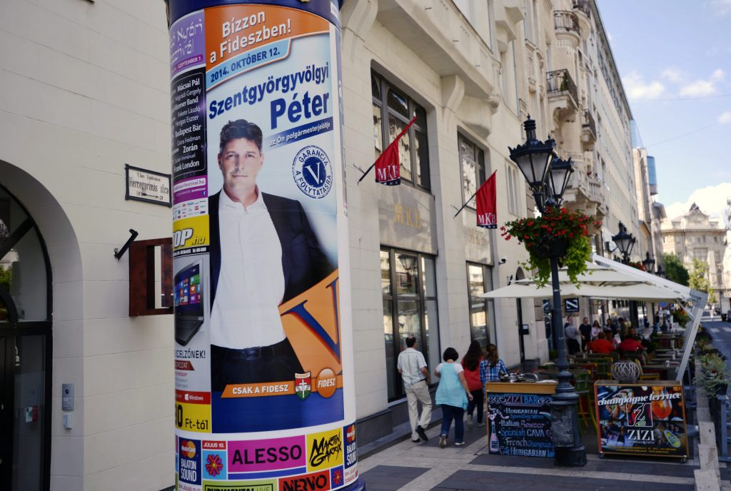 Fidesz Ahead with a Strong, Stabilized Lead post's picture