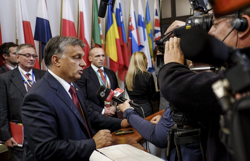 """Orbán: Success of EU Sanctions on Russia is a """"Self-Deception"""" post's picture"""