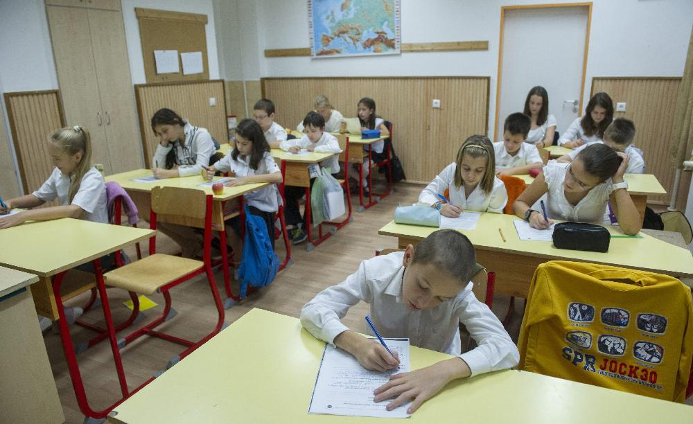 Slovak School Renovated in Békéscsaba post's picture