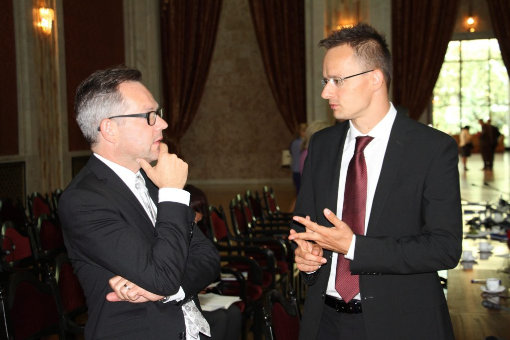 Hungarian Press Roundup: German Ambassador Summoned to Foreign Ministry post's picture