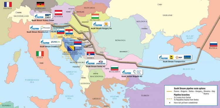 Hungary To Complete Its Stretch of South Stream In Three Years post's picture