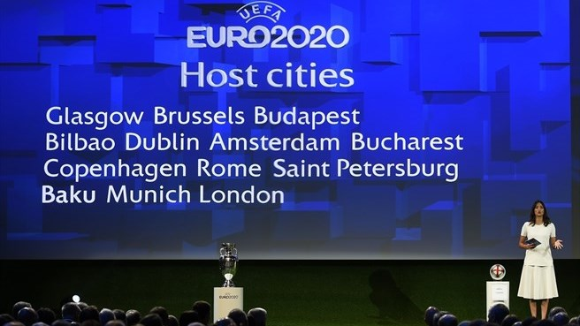Budapest to Host EURO 2020 Games post's picture