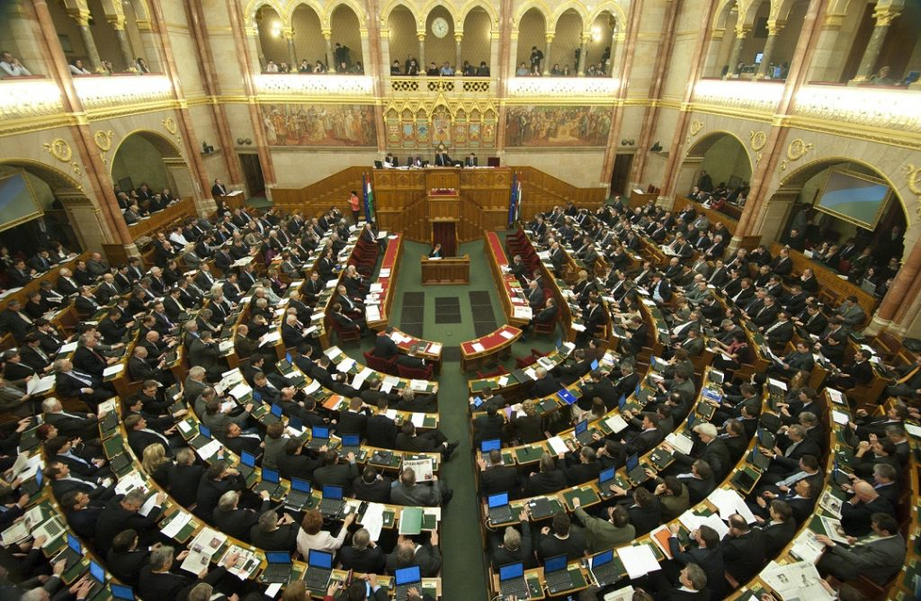 Hungarian Parliament Approved Banks Settlement Law post's picture