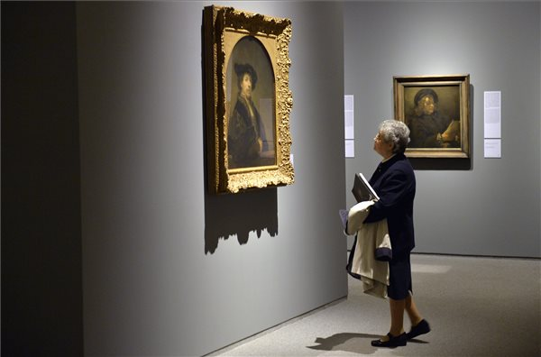 Rembrandt Exhibition in Budapest post's picture