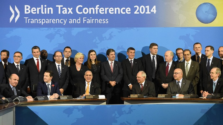 Hungary To Save Billions By OECD Agreement On Tax Data Exchange post's picture