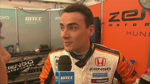WTCC: Michelisz Third and Fourth in Japan post's picture