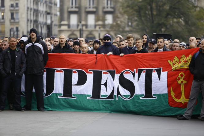 Football Fans Angered By Policies Of Hungarian FA post's picture