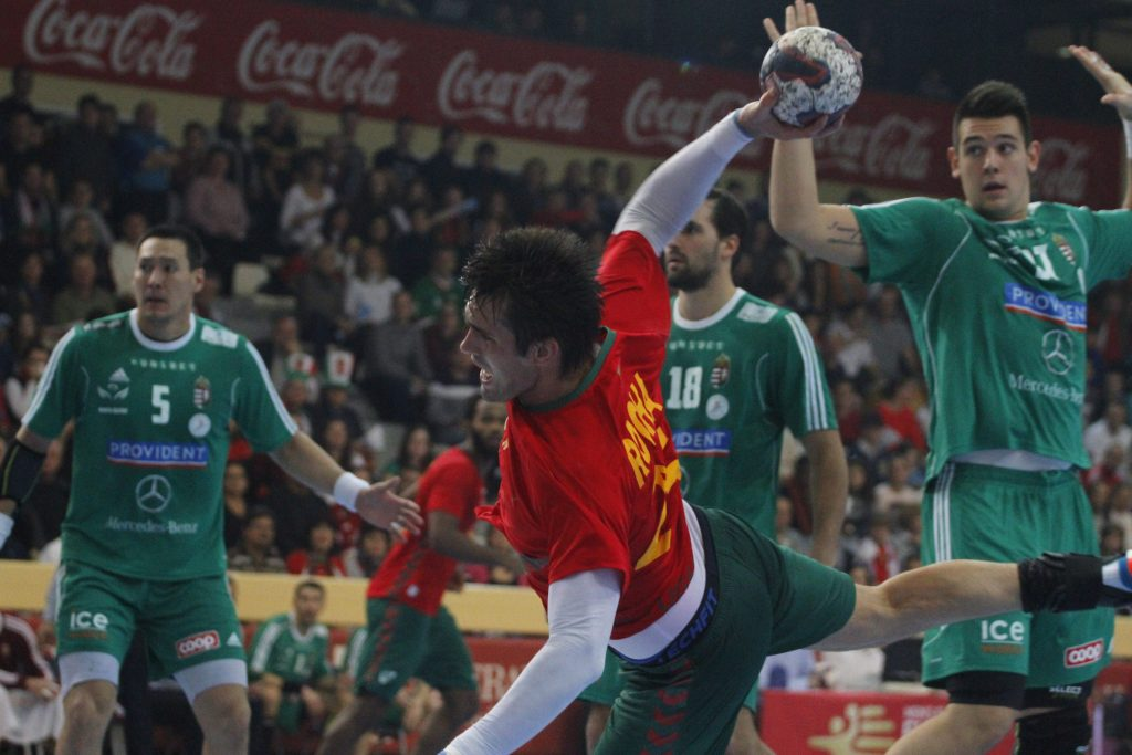 Handball: Hungary edges Portugal post's picture