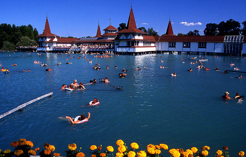 Two Million Visitors In The Hungarian Spas Hungary Today