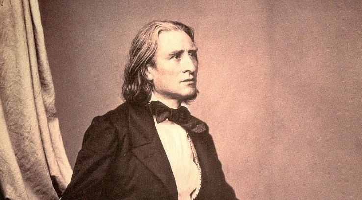 Celebrating the Work of Liszt Ferenc post's picture
