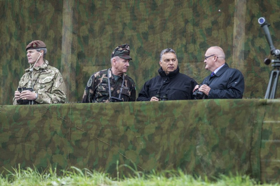 Hungary To Raise Military Budget post's picture