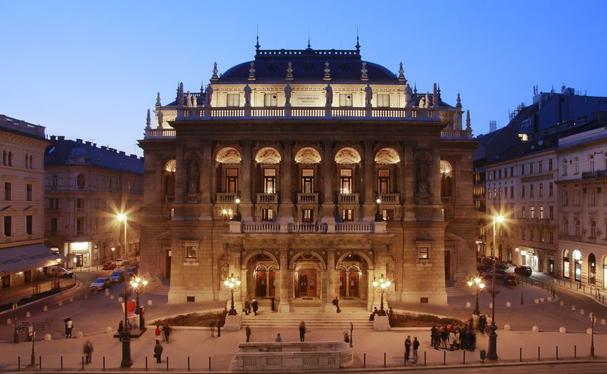 130 Years Of Opera In Budapest post's picture